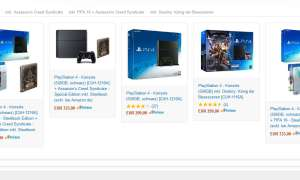 PS4-Angebote am 14.12.2015 bei Amazon
