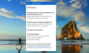 Windows 10 Support aktuell