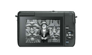 Canon EOS M10 Touch Display