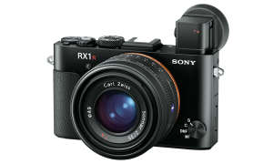 Sony RX R1II OLED-Sucher