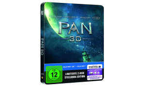 Pan Steelbook –Limited Edition [3D Blu-ray]