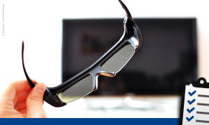 3D-Brille TV Bestenliste