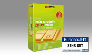 Büro Easy Plus 2016 im Test