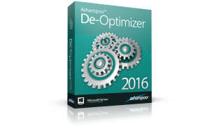 Ashampoo De-Optimizer