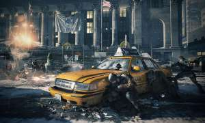 The Division: Screenshot
