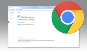 Google Chrome - Update auf Version 50