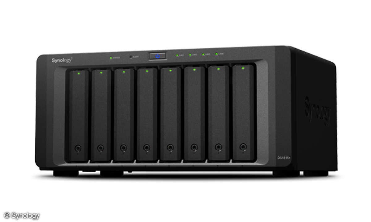Synology DS 1815 +