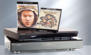 Ultra HD Blu-ray Player Test