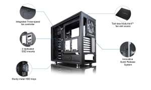 Fractal Design Define R5 im Praxis-Test