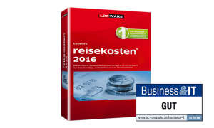 Lexware Reisekosten Plus 2016 Test