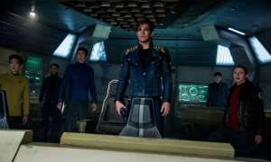 Star Trek Beyond Foto Bild Enterprise Crew