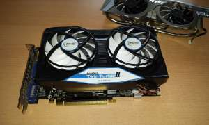Arctic Accelero Twin Turbo 2 an MSI Geforce 560 Ti