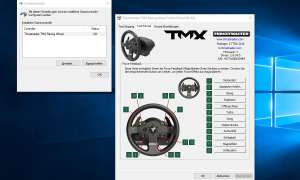 Thrustmaster TMX Force Feedback im Test