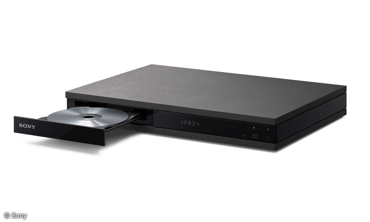 Sony UHP-H1 Disc Open