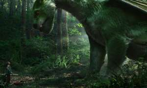 Drache Pete's Dragon Disney Film Schmunzelmonster
