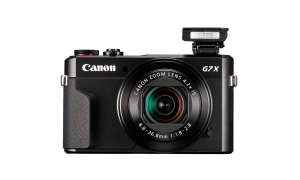 Canon PowerShot G7 X Mark II Flash