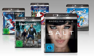 Ultra HD Blu-ray Titel