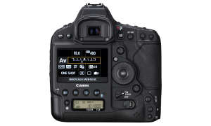 Canon EOS 1D X Mark II Monitor