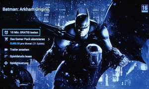 Batman Arkham City Gamefly