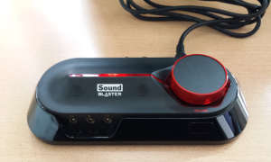 Soundblaster Omni Surround 5.1