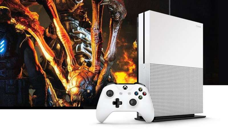 xbox one s kaufen release der slim version mit 2tb. Black Bedroom Furniture Sets. Home Design Ideas