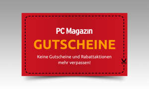 Gutscheine bei PC Magazin