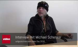 Michael Schenker im video Interview