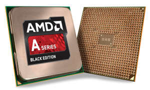 AMD A10 Black Edition