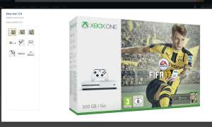 Xbox One S: FIFA 17 Bundle