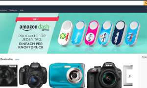 Amazon: Dash Button feiert Release in Deutschland