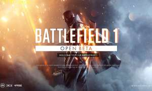Battlefield 1: Open Beta