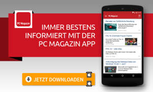PC Magazin-App für Ihr Smartphone!