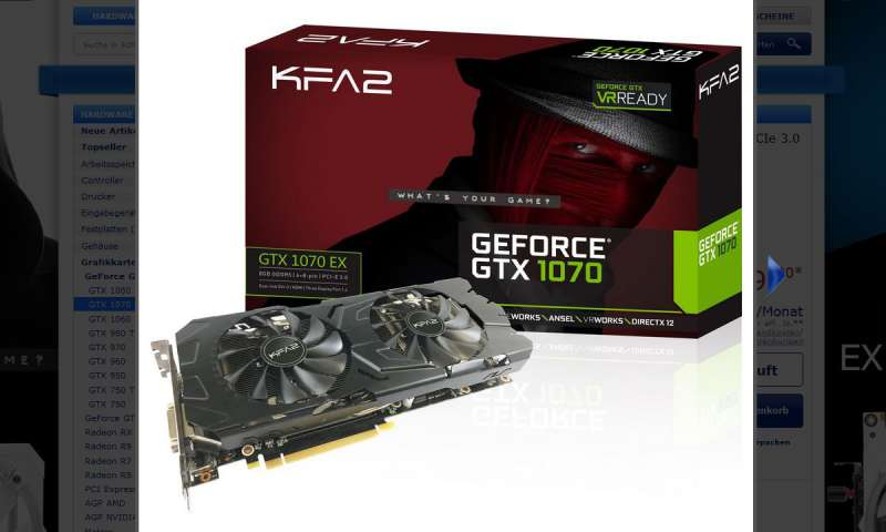 geforce gtx 1070 kaufen lieferbares angebot unter 400 euro pc magazin. Black Bedroom Furniture Sets. Home Design Ideas
