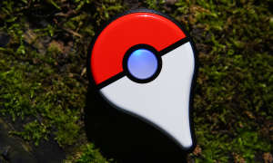 Pokémon GO Plus LED-Button