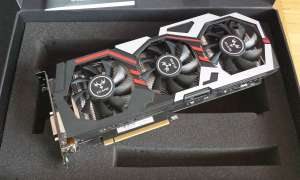 Colorful iGame Geforce GTX 1060 U Test Aufmacher