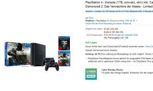PlayStation 4 Slim Bundle
