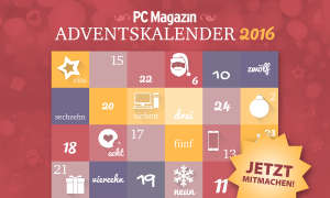 Adventskalender PC Magazin