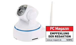 7links Dreh- & schwenkbare Indoor-IP-Kamera