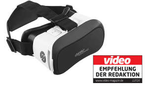 auvisio Virtual-Reality-Brille V6