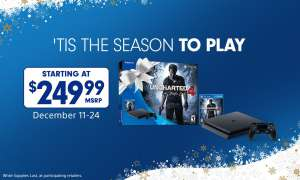 PS4 Uncharted Bundle im Angebot