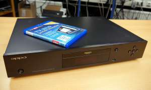 Ultra HD Blu-ray Player UHD