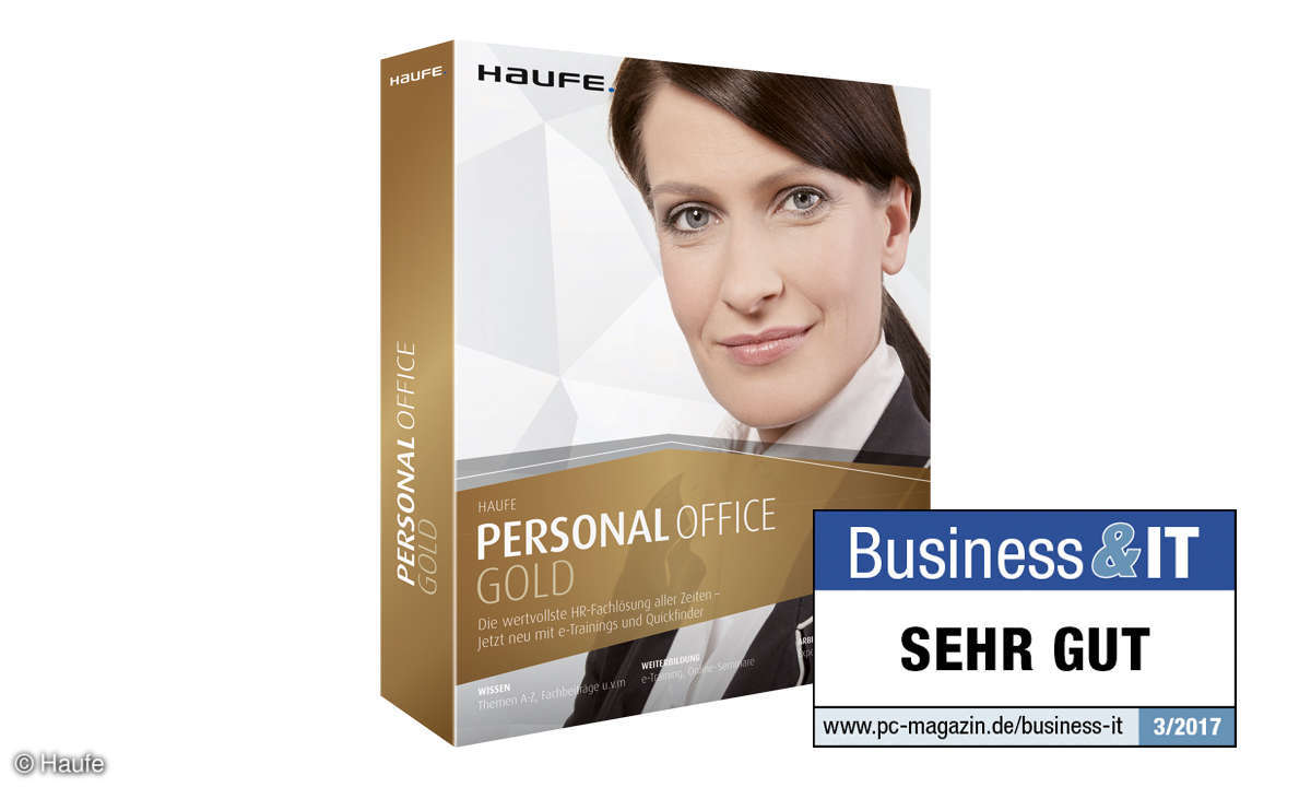Haufe Personal Office Gold - Test