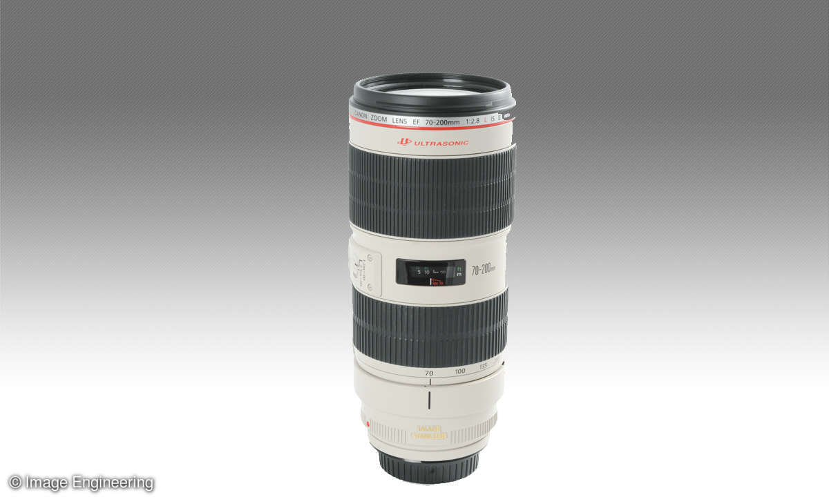Canon EF 2,8/70-200 mm L IS II USM (Canon 80D)