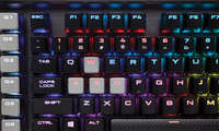Corsair K95 RGB Platinum im Test