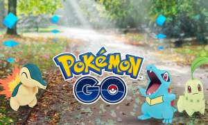 Pokemon GO Update 2. Generation