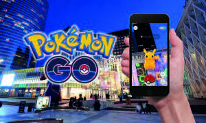 Pokemon GO Shopping Mal Partnerschaft