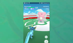 Pokémon GO Attacke Balance Update