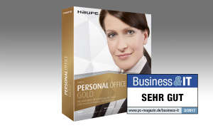 Haufe Personal Office Gold im Test