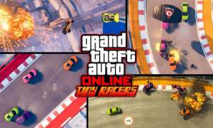 GTA 5 Online - Tiny Racers Update