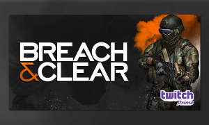 Breach & Clear - Twitch Prime Loot